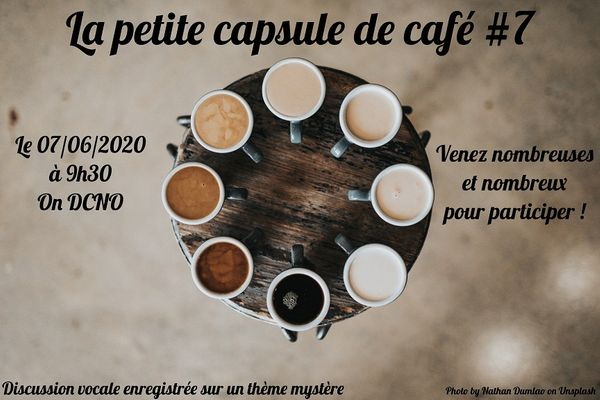 [Podcast] La petite capsule de café #7 : Comment devenir MJ ?